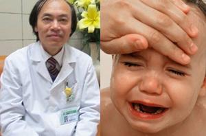 Chuyên gia y tế cảnh báo 5 điều bố mẹ không làm khi con sốt kẻo nguy hiểm tính mạng