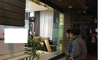 Hà Nội: Nổ súng tại quán cà phê trên phố Phan Bội Châu