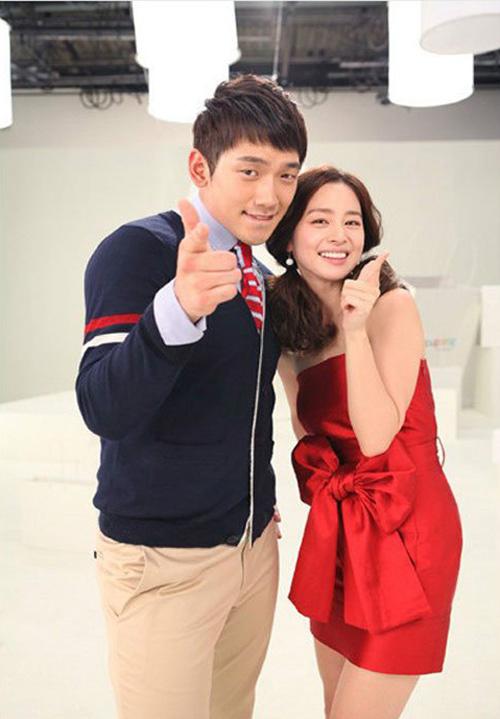 Bi Rain và Kim Tae Hee 12