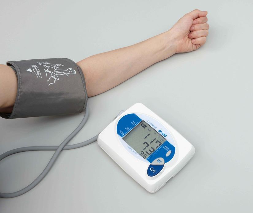 Khúc tuyến dao động huyết áp