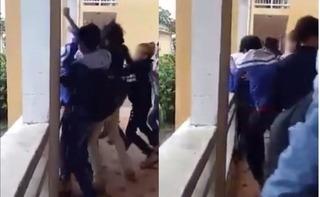 Lai Châu: Đuổi học nhóm nam sinh cấp 2 nhốt, đánh bạn ngay tại lớp