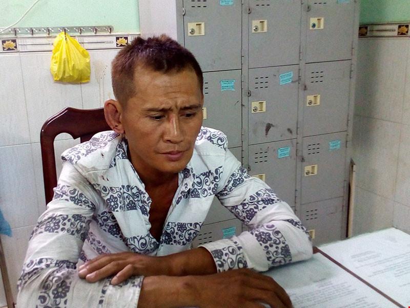 cướp giật ở Sài Gòn 1