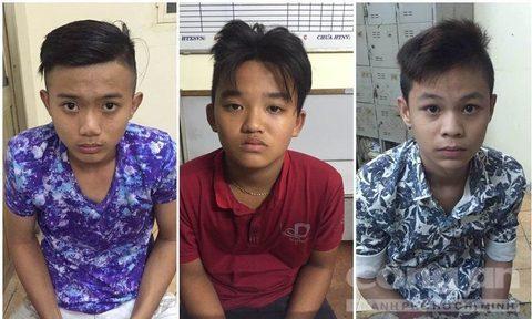 cướp giật ở Sài Gòn 3