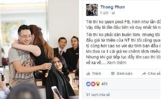 Đại gia Thông phản pháo khi bị phía Ngọc Trinh chỉ trích trên truyền thông
