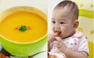 5 món cháo thơm ngon, bổ dưỡng dành cho trẻ bắt đầu ăn dặm