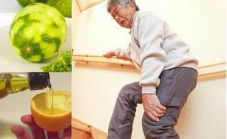 Sử dụng vỏ chanh theo cách này, đau nhức xương khớp đến mấy cũng khỏi sau 1 tuần