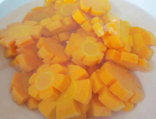Cách làm mứt cà rốt 3