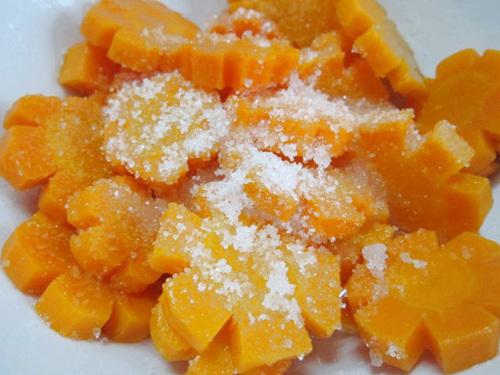 Cách làm mứt cà rốt 5