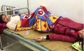 Thanh Hoá: Hàng chục công nhân phải nhập viện ngày cuối năm