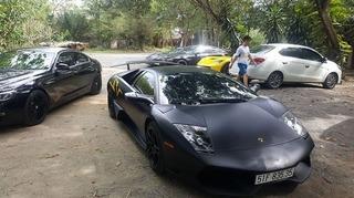 Siêu xe Lamborghini gây tai nạn chết người chưa đăng ký kiểm định