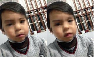 Bé trai 5 tuổi