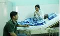 Nghệ sĩ cải lương Kim Phương ngất xỉu trên sàn tập