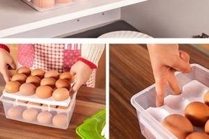 Một số mẹo bảo quản trứng cho bạn tại nhà