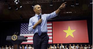 Sợi dây liên kết khó lý giải giữa cựu Tổng thống Mỹ Obama và người Việt