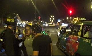 Nghe CSGT kể chuyện truy đuổi con nghiện ma tuý cướp taxi suốt 4km