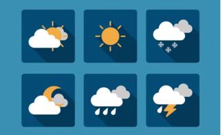 Cài ngay những ứng dụng dự báo thời tiết cực chuẩn cho ngày Tết