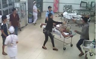 Quảng Bình: Truy sát kinh hoàng trong bệnh viện, 4 người thương vong