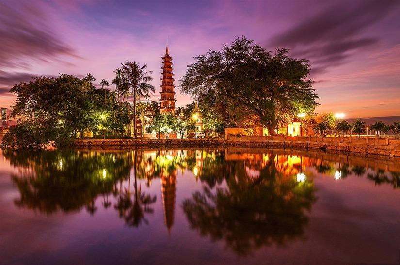 địa điểm vui chơi ở Hà Nội ngày Tết 3