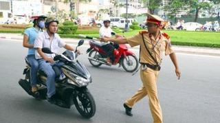 Các mức phạt với người có nồng độ cồn trong hơi thở tài xế cần biết