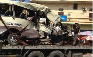 Hé lộ nguyên nhân vụ TNGT thảm khốc tại Uông Bí, Quảng Ninh