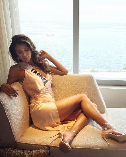 Tân Hoa hậu hoàn vũ 2016 10
