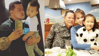 Vào hùa với cha, con trai Hoàng Kiều tiếp tục xát muối lên trái tim Ngọc Trinh