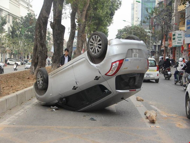 tai nạn giao thông dịp Tết Nguyên đán 1