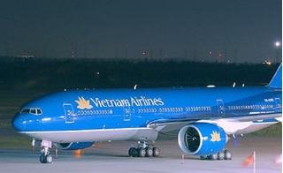 Máy bay của Vietnam Airlines hạ cánh khẩn cấp tại Ấn Độ để cấp cứu hành khách