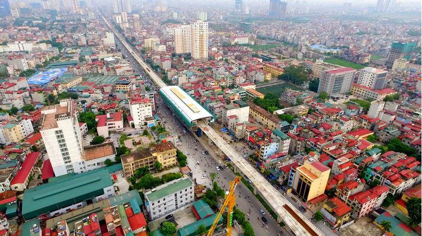 Dự án đường sắt trên cao Cát Linh – Hà Đông 3