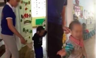 Phẫn nộ với clip cô giáo mầm non tại Hà Nội dùng dép đánh vào đầu trẻ