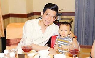Chồng Phi Thanh Vân khuyên con trai 1 tuổi