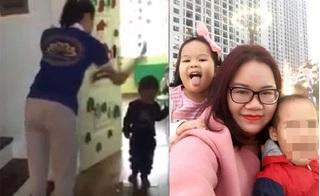 Người mẹ có con bị bạo hành: ''Bé hoảng loạn khi đến lớp''