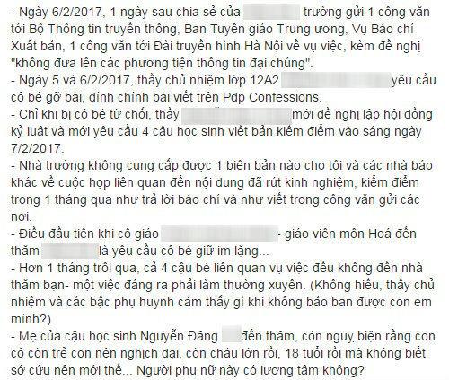 nữ sinh THPT Phan Đình Phùng bị bỏng 5