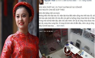 Mẹ MC Thúy Quỳnh lên tiếng về việc con gái bị