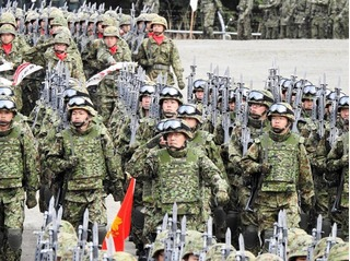 Nhật sẽ sớm qua mặt Trung Quốc để trở thành cường quốc quân sự châu Á vào năm 2040?