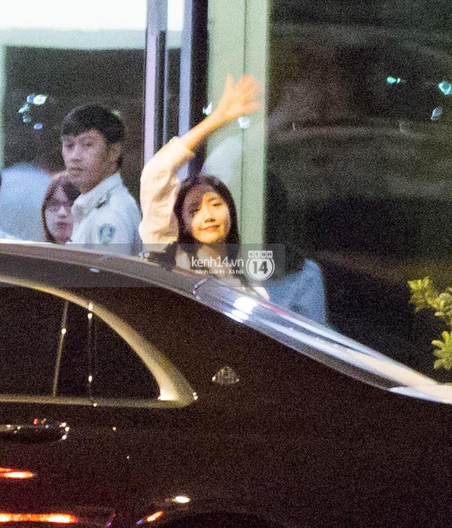 Yoona đến Việt Nam 1
