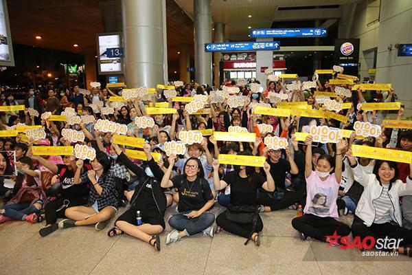 Yoona đến Việt Nam 2