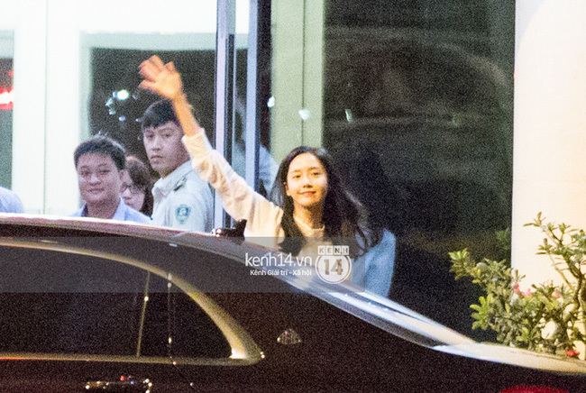Yoona đến Việt Nam 9