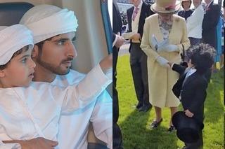 Hội con nhà giàu Dubai: Cậu bé sáng bắt tay nữ hoàng, tối bầu bạn với hoàng tử