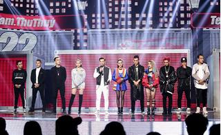 Thu Thủy chiến bại trước đàn em Mia - Tronie tại The Remix 2017