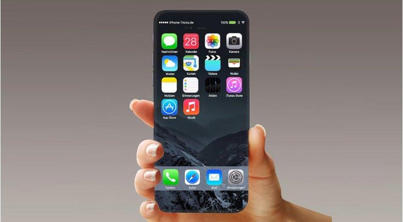 Điện thoại iPhone mới 4