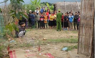 Thảm sát kinh hoàng 3 người trong gia đình ở Điện Biên