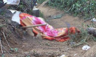 Thảm sát 3 người trong gia đình ở Điện Biên: Nghi phạm đã ăn lá ngón tự sát