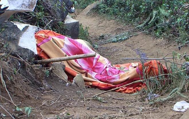 thảm sát 3 người ở Điện Biên 3