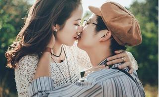 Bộ ảnh Valentine ngọt ngào của cặp đôi yêu 9X khiến ai nhìn vào cũng ghen tỵ