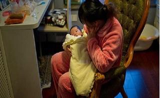 Làm theo mẹo nhỏ này, mẹ thoát ngay khỏi cảnh trẻ sơ sinh