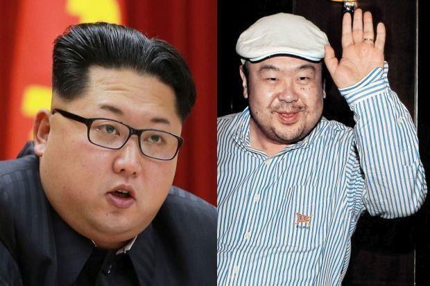 Bí ẩn cái chết của Kim Jong-nam - anh trai ông Kim Jong-un 2