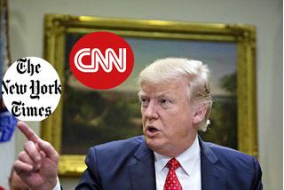 Ông Trump công kích tình báo Mỹ vì tối ngày cho báo chí