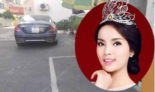 Hoa hậu Kỳ Duyên lên tiếng sau khi bị tố đỗ xe kém văn hóa