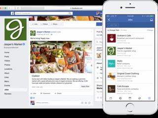 Từ nay cư dân mạng có thể hết thất nghiệp nhờ Facebook
